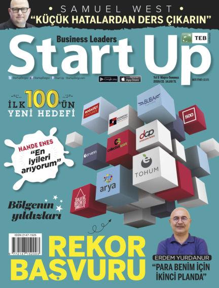Startup May 21, 2019 00:00