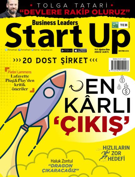 Startup September 02, 2019 00:00