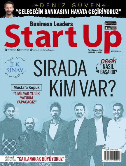 Startup August 24, 2020 00:00