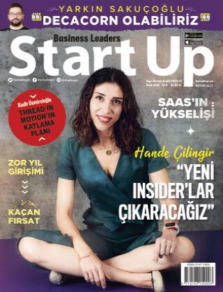 Startup November 2020