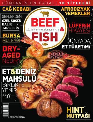 Beef & Fish 02 2015