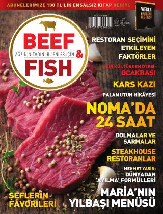Beef & Fish 12 December 2015