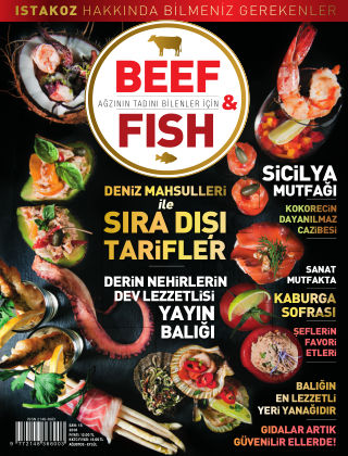 Beef & Fish August 2016