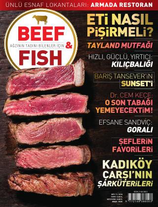 Beef & Fish December 2016