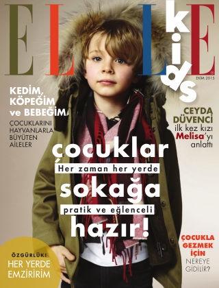 ELLE Kids October 2015