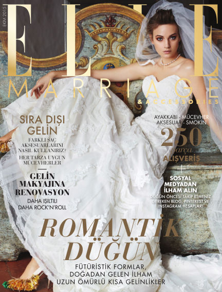 ELLE Marriage October 04, 2015 00:00