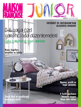 Maison Junior October 2016