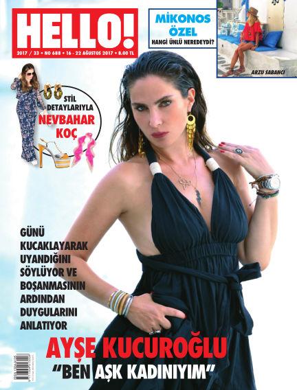 HELLO! - Türkiye August 17, 2017 00:00