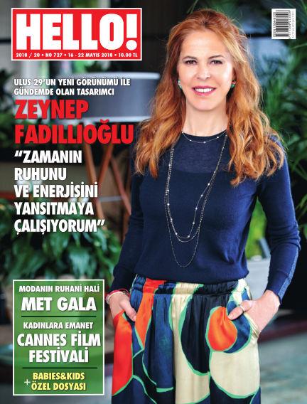 HELLO! - Türkiye May 17, 2018 00:00