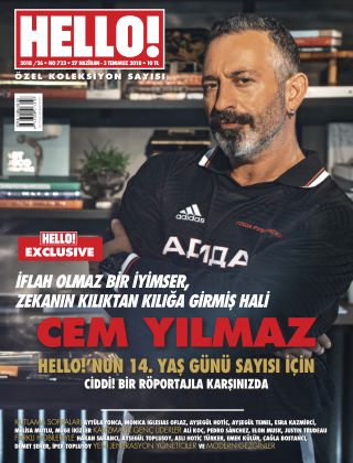 HELLO! - Türkiye 27th June 2018