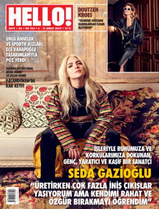 HELLO! - Türkiye 2019-02-08