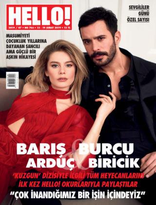 HELLO! - Türkiye 2019-02-13