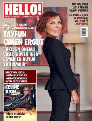 HELLO! - Türkiye 2019-05-01