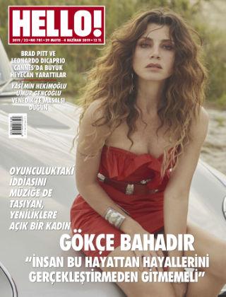 HELLO! - Türkiye 2019-05-30