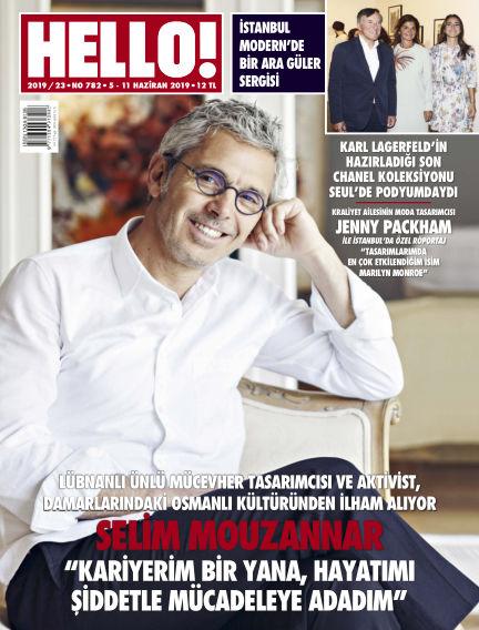 HELLO! - Türkiye June 05, 2019 00:00
