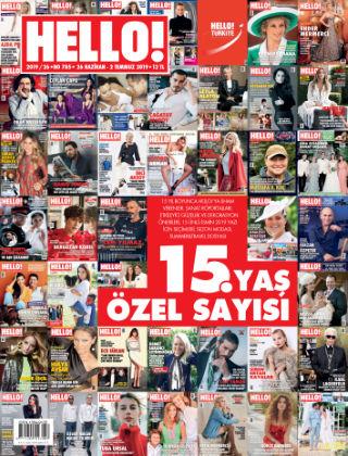 HELLO! - Türkiye 2019-06-26