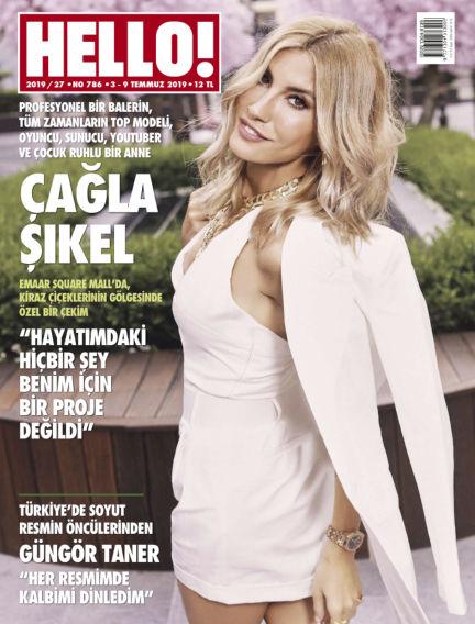 HELLO! - Türkiye July 04, 2019 00:00