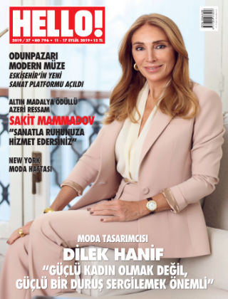 HELLO! - Türkiye 2019-09-11