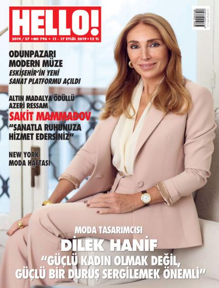 HELLO! - Türkiye September 11, 2019 00:00