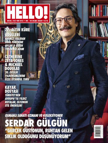 HELLO! - Türkiye January 08, 2020 00:00