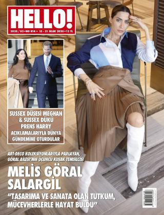 HELLO! - Türkiye 2020-01-15