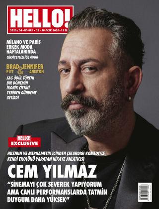 HELLO! - Türkiye 2020-01-22