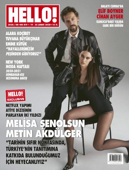 HELLO! - Türkiye February 19, 2020 00:00