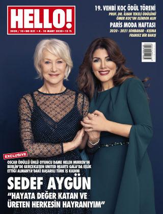 HELLO! - Türkiye 2020-03-04