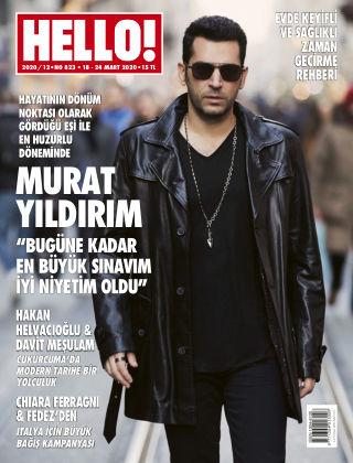HELLO! - Türkiye 2020-03-18