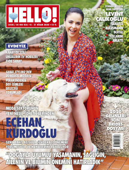 HELLO! - Türkiye April 08, 2020 00:00