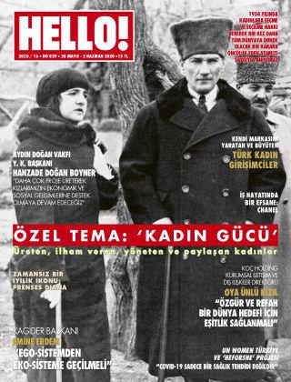 HELLO! - Türkiye 2020-05-21