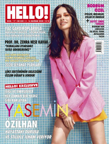 HELLO! - Türkiye June 03, 2020 00:00