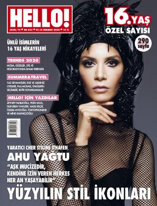 HELLO! - Türkiye 2020-06-30
