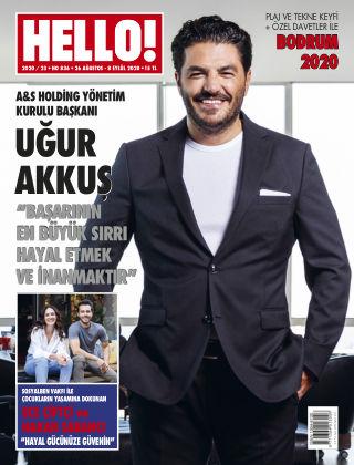 HELLO! - Türkiye 2020-08-26