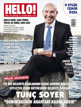 HELLO! - Türkiye 2020-09-09