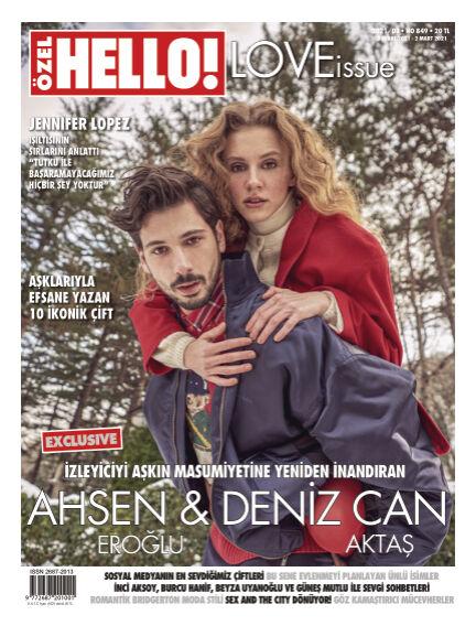 HELLO! - Türkiye February 04, 2021 00:00