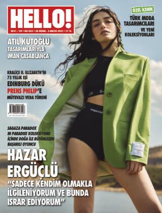 HELLO! - Türkiye 2021-04-28