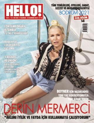 HELLO! - Türkiye 2021-06-09