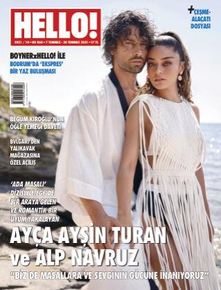 HELLO! - Türkiye 2021-07-07