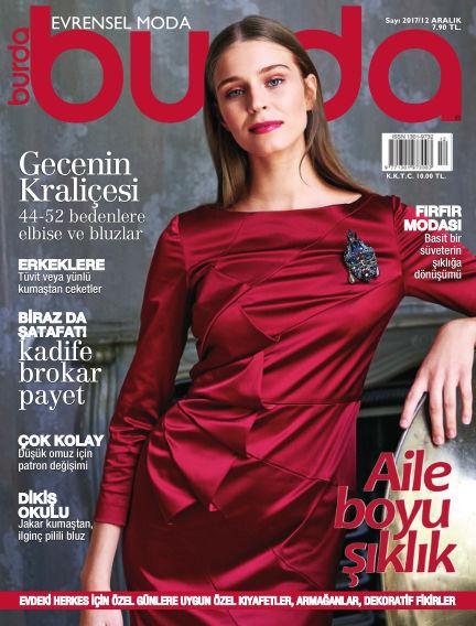 Burda - Türkiye December 01, 2017 00:00