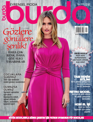 Burda - Türkiye January 2018