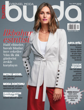 Burda - Türkiye April 2018