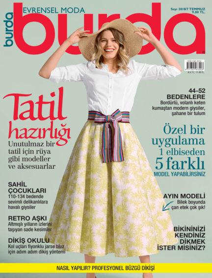 Burda - Türkiye July 02, 2018 00:00