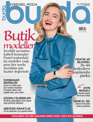 Burda - Türkiye September 2018