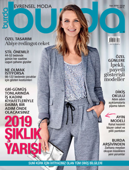 Burda - Türkiye January 02, 2019 00:00