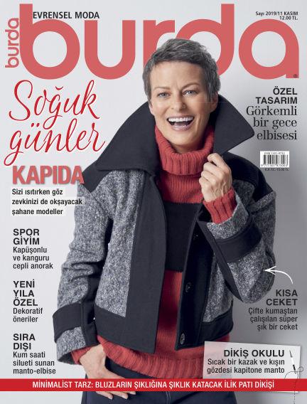 Burda - Türkiye October 31, 2019 00:00