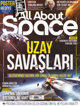 All About Space - Turkey April 2021
