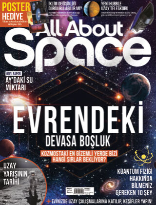 All About Space - Turkey May 2021