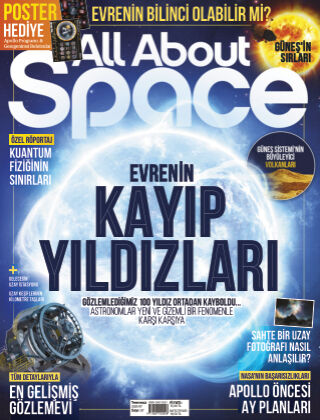 All About Space - Turkey July 2021