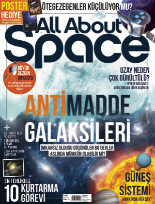All About Space - Turkey 2021-09-01